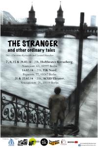 Flyer The Stranger